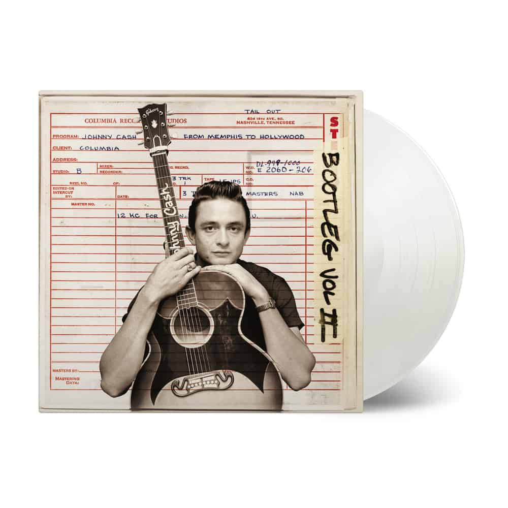 Buy Online Johnny Cash - Bootleg 2: From Memphis To Hollywood Transparent
