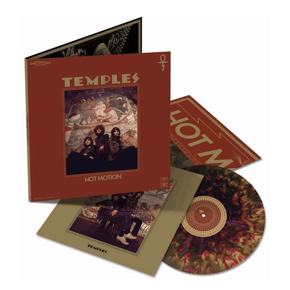 Hot Motion (Ltd Edition Zoetrope Edition) Double Double LP