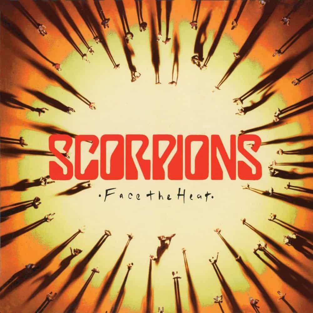 Buy Online Scorpions - Face The Heat