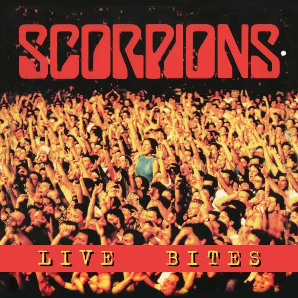 Buy Online Scorpions - Live Bites