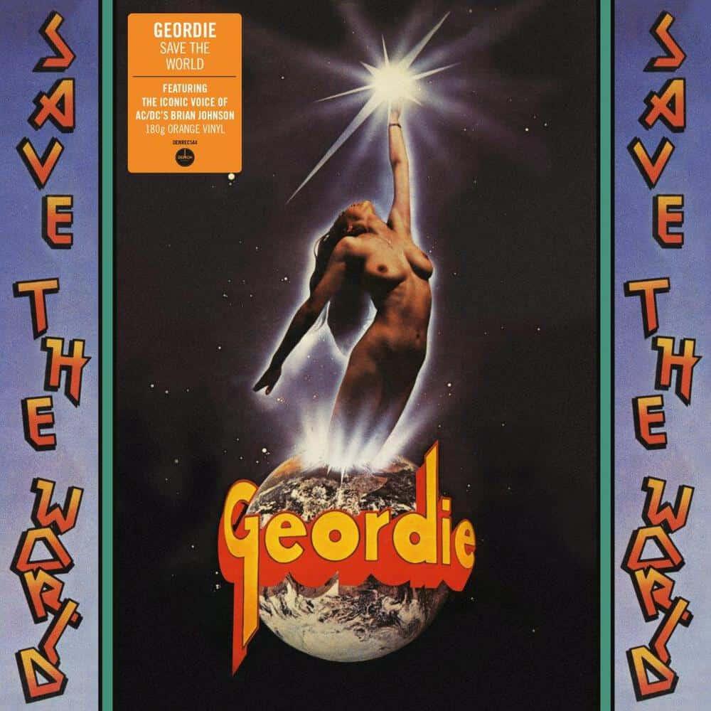 Buy Online Geordie - Save The World Orange
