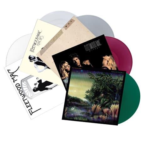 Buy Online Fleetwood Mac - Coloured Reissues