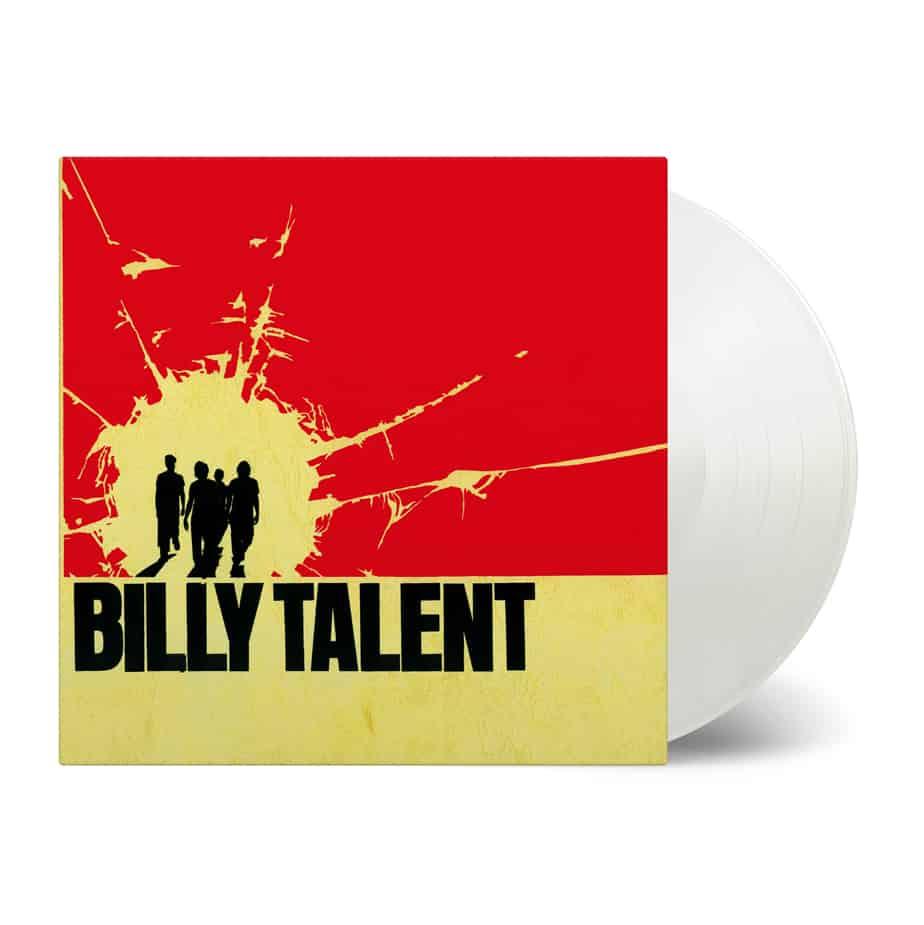 Buy Online Billy Talent - Billy Talent Transparent