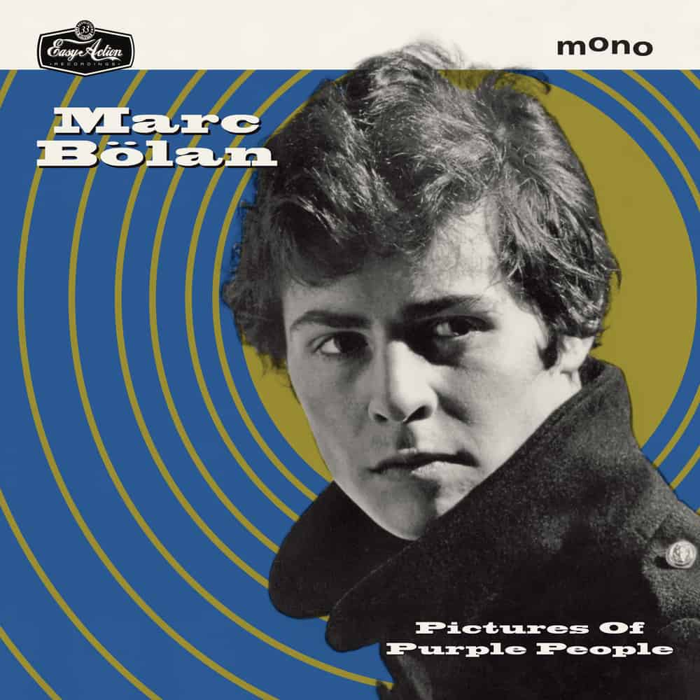 Buy Online Marc Bolan - Pictures Of Purple People