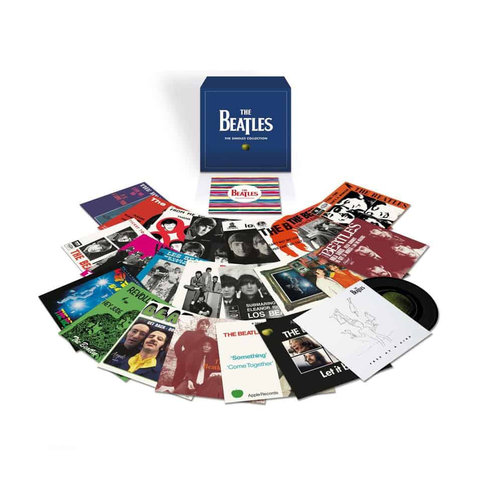 Buy Online The Beatles - The Singles Collection