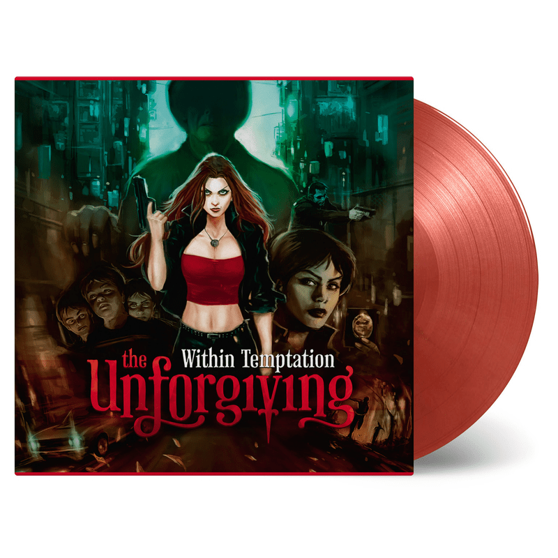 Buy Online Within Temptation - The Unforgiving (Expanded)