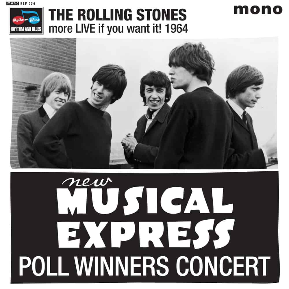 Buy Online The Rolling Stones - More Live If You Want It! EP 7-Inch Vinyl
