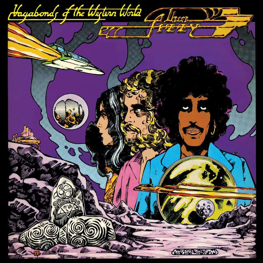 Buy Online Thin Lizzy - Vagabonds Of The Western World