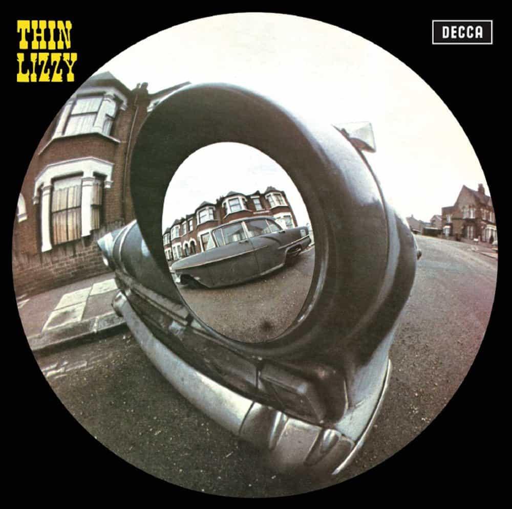 Buy Online Thin Lizzy - Thin Lizzy