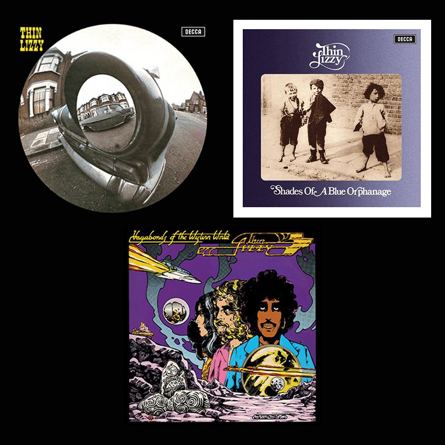 Buy Online Thin Lizzy - Vinyl Reissues Bundle