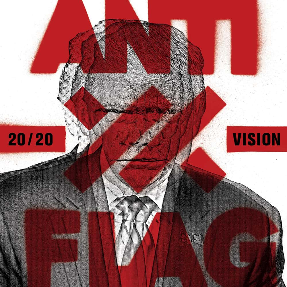 Buy Online Anti-Flag - 20/20 Vision Opaque Red