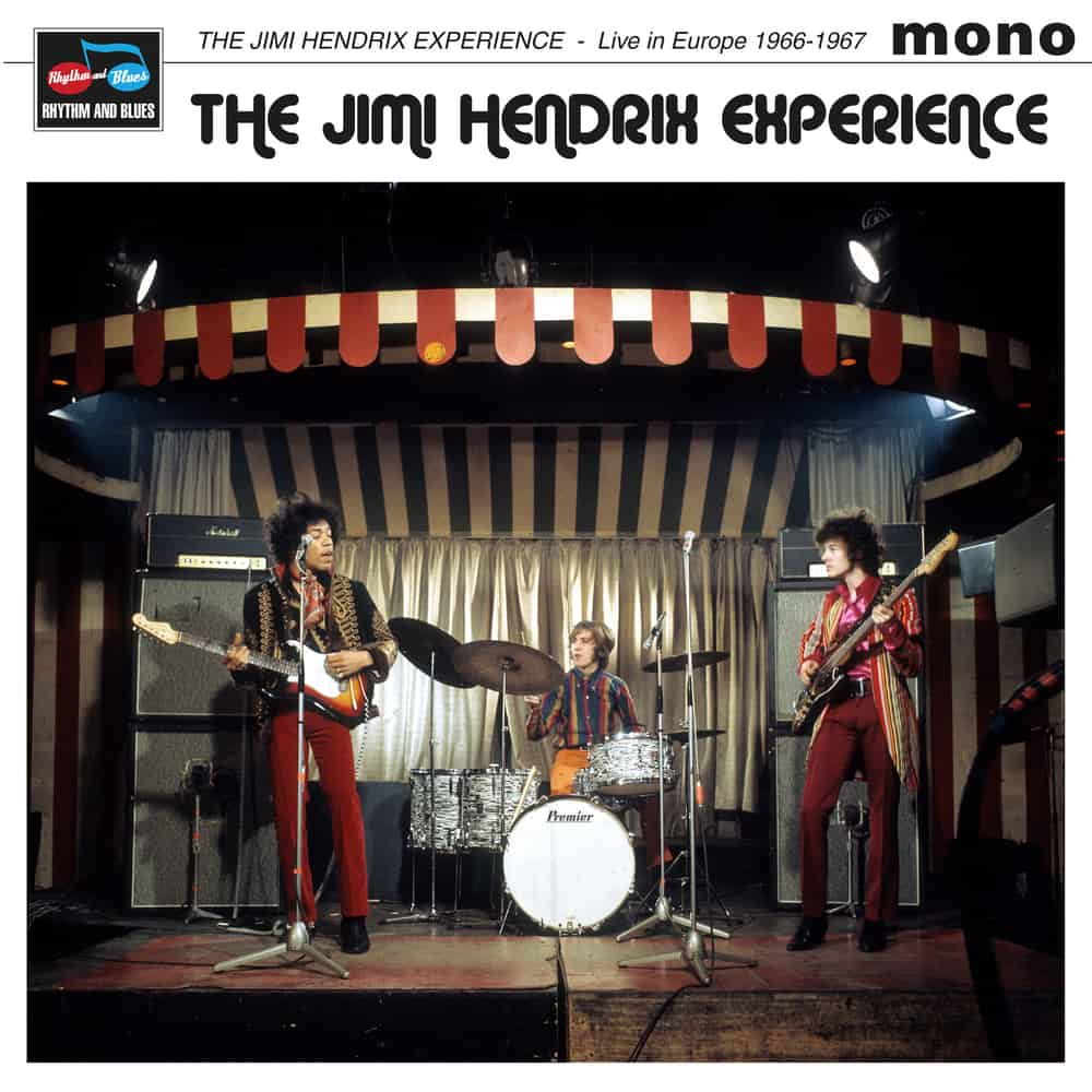Buy Online The Jimi Hendrix Experience - Live in Europe 1966-1967