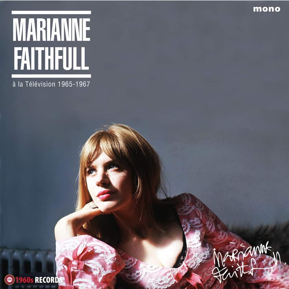 Buy Online Marianne Faithfull - A La Télévision 1965-67