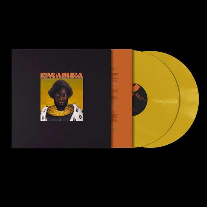 Buy Online Michael Kiwanuka - KIWANUKA Double Yellow