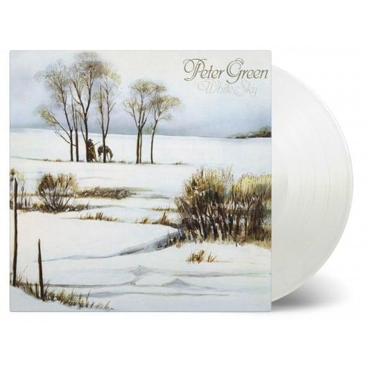 Buy Online Peter Green - White Sky Coloured