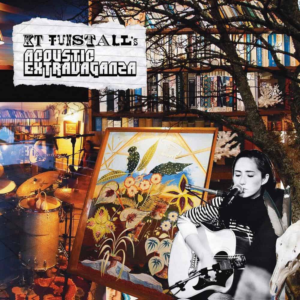 Buy Online KT Tunstall - KT Tunstall's Acoustic Extravaganza Red
