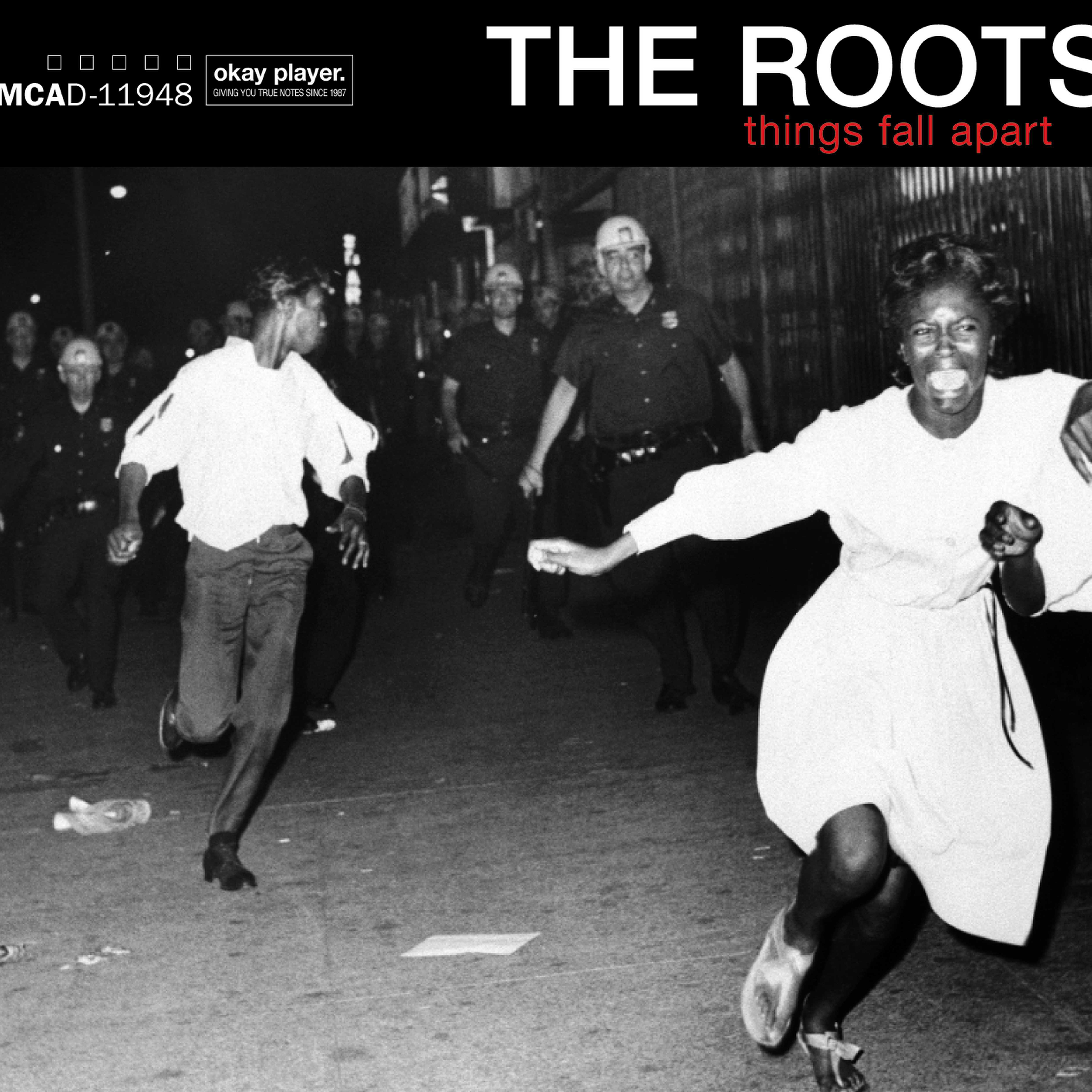 Buy Online The Roots - Things Fall Apart Deluxe Triple Vinyl
