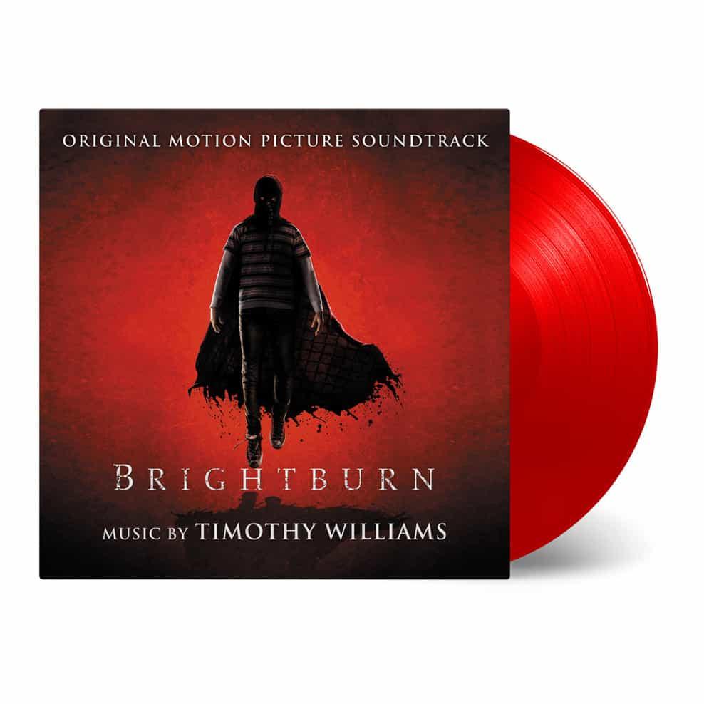 Buy Online Timothy Williams - Brightburn Red