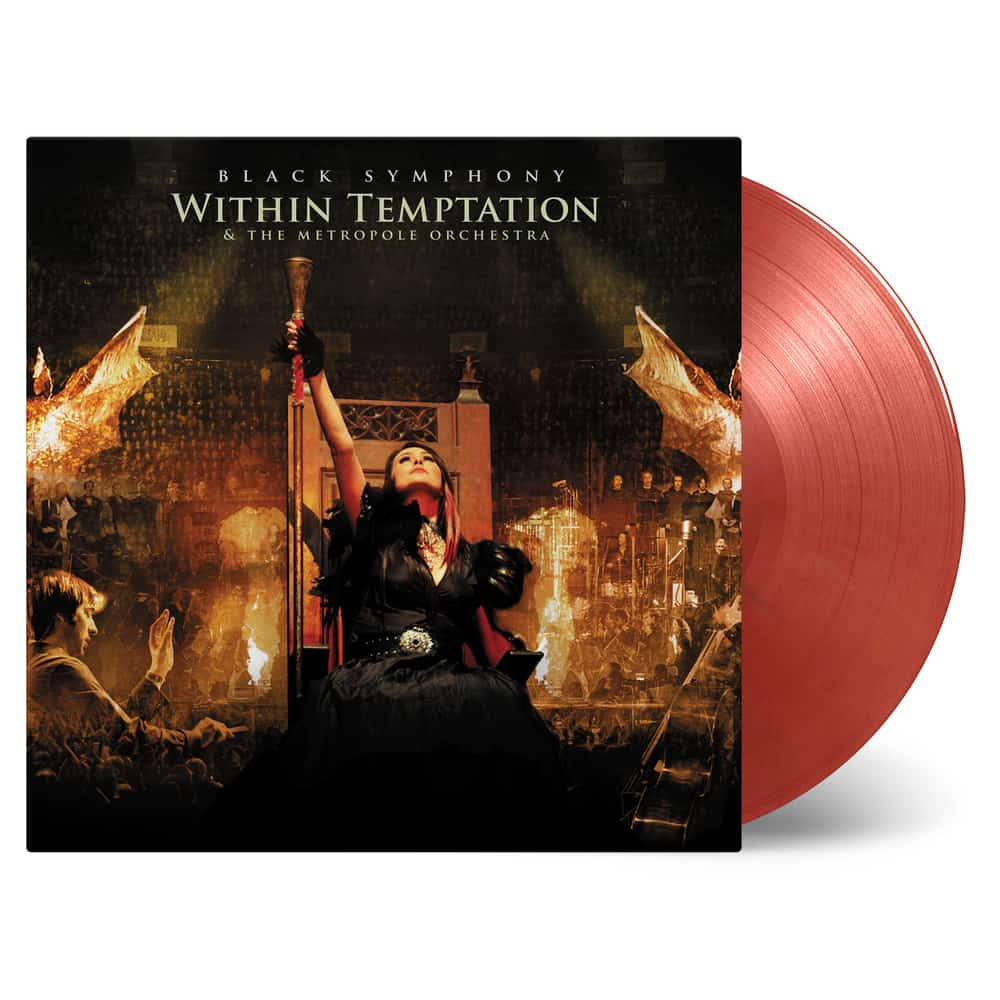Buy Online Within Temptation - Black Symphony
