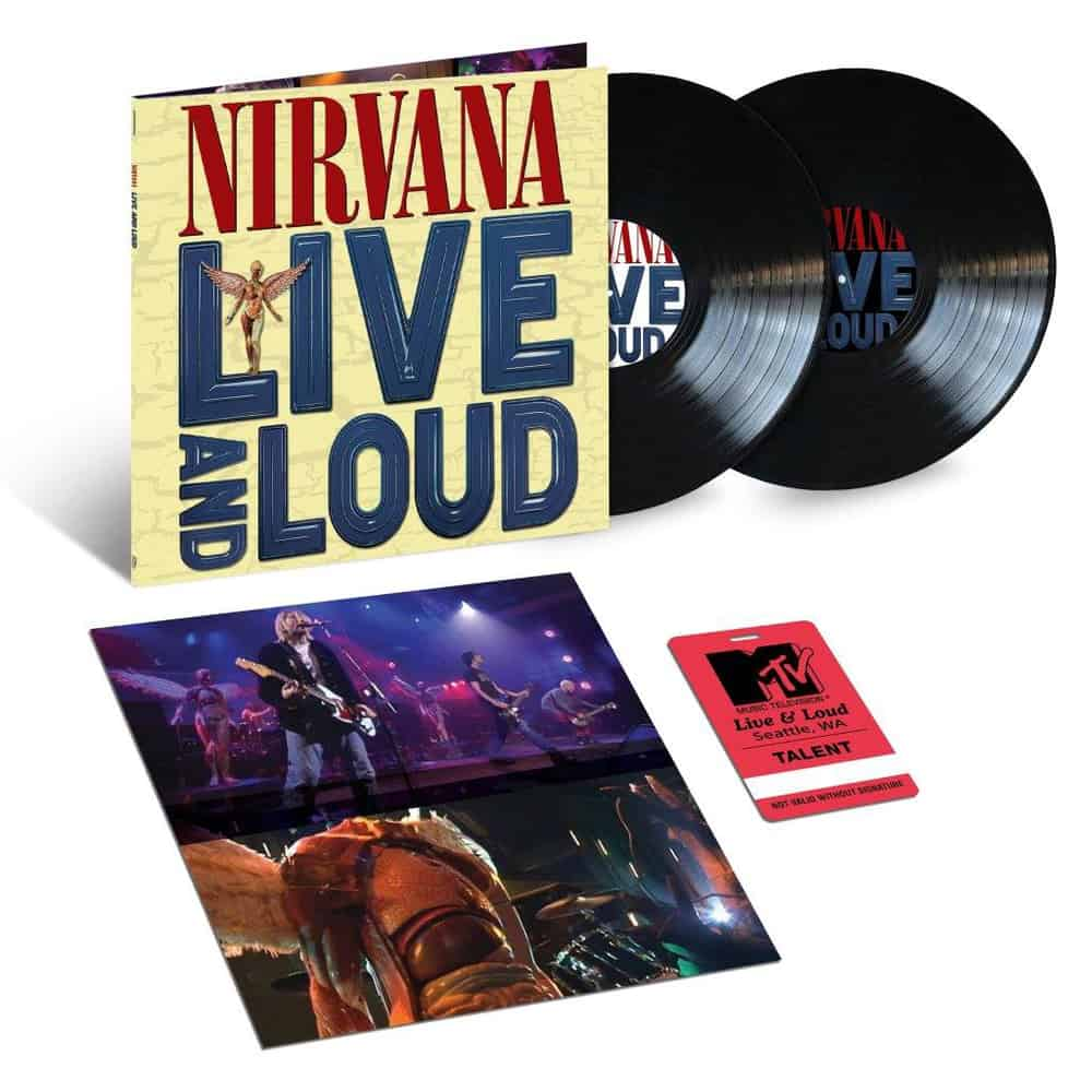 Live And Loud Double Heavyweight LP