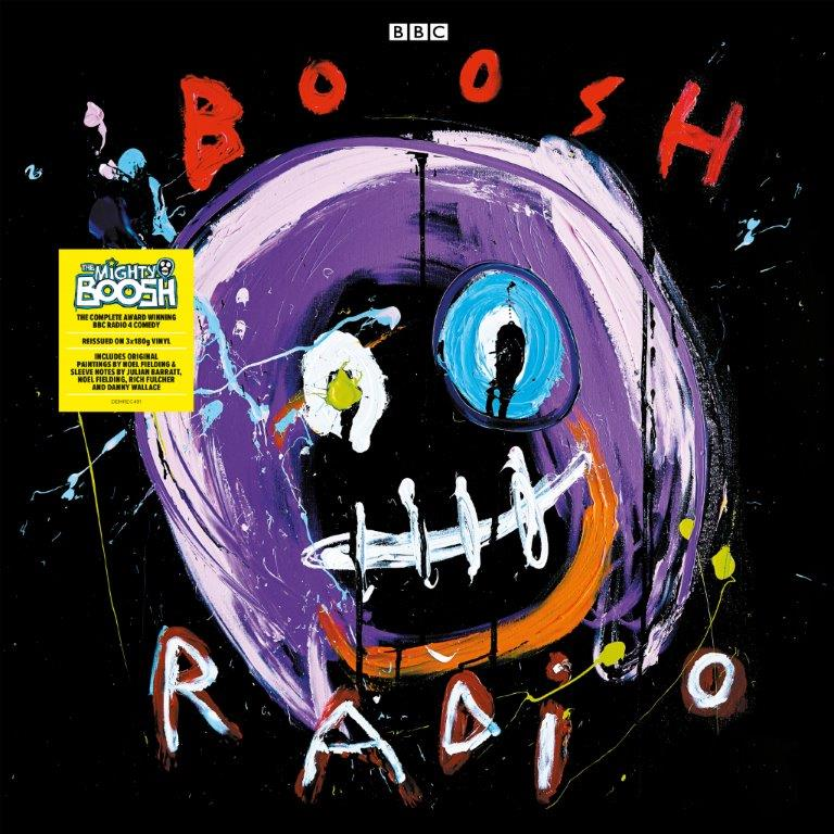 Buy Online The Mighty Boosh - The Complete Radio Series