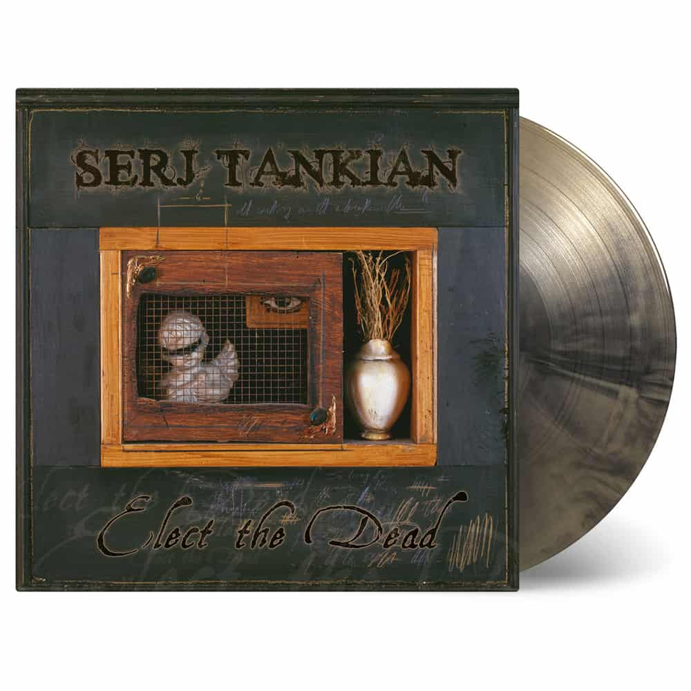 Buy Online Serj Tankian - Elect The Dead Coloured