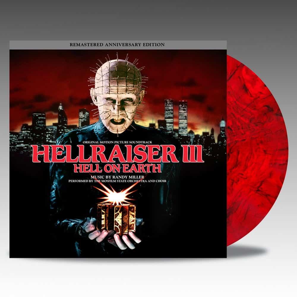 Buy Online Randy Miller - Hellraiser III: Hell On Earth Coloured