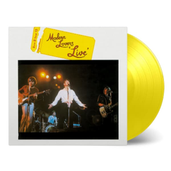Buy Online Modern Lovers - Live Yellow