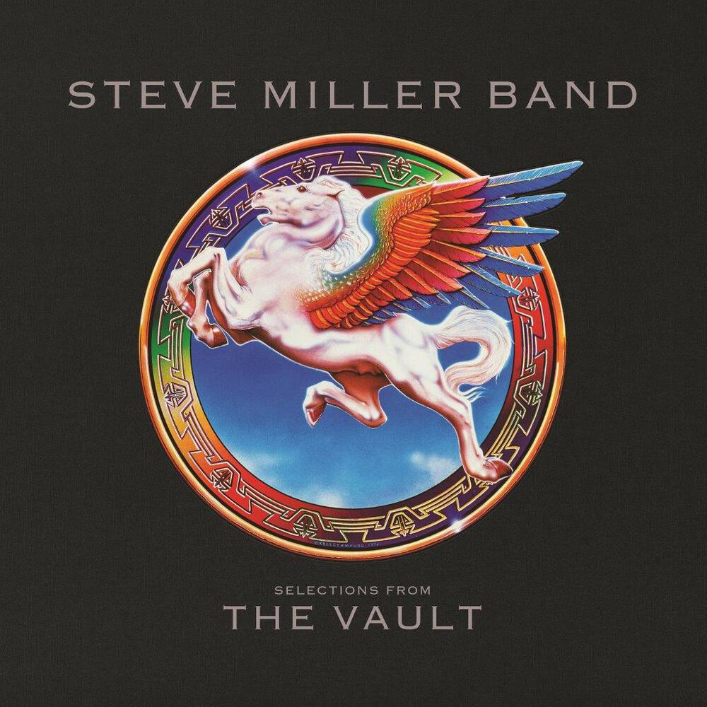 Buy Online Steve Miller Band - Selections From The Vault Clear