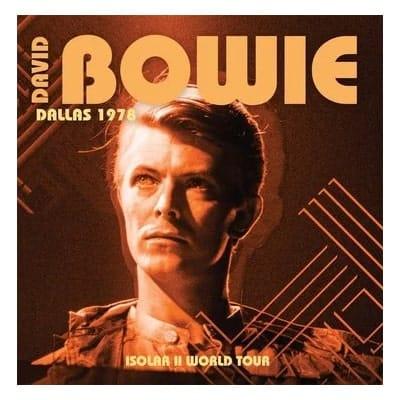 Buy Online David Bowie - Dallas 1978 - Isolar II World Tour Double Vinyl