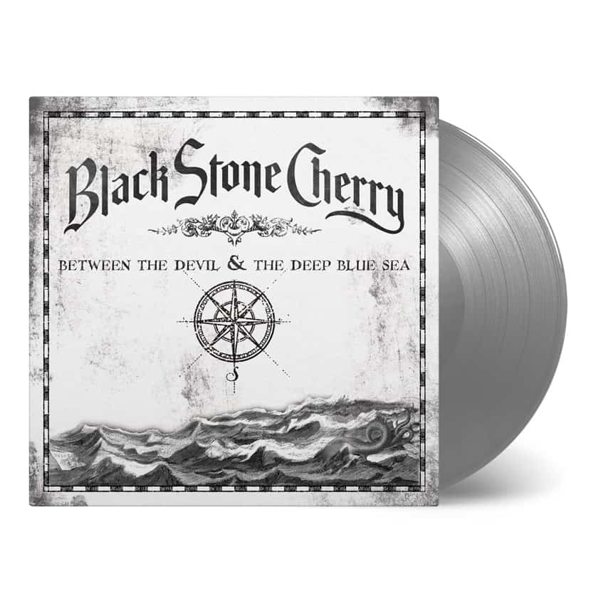 Buy Online Black Stone Cherry - Between The Devil and The Deep Blue Sea Silver