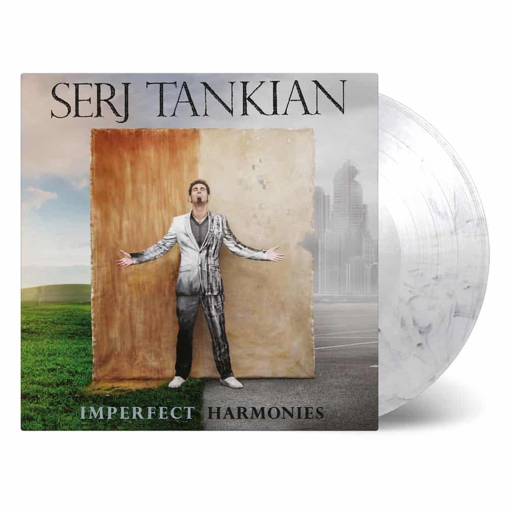 Buy Online Serj Tankian - Imperfect Harmonies Transparent Marble
