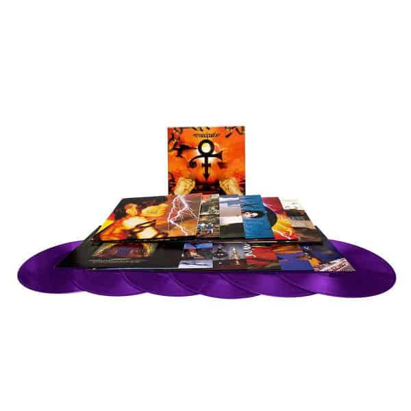 Buy Online Prince - Emancipation 6LP Purple Vinyl Boxset