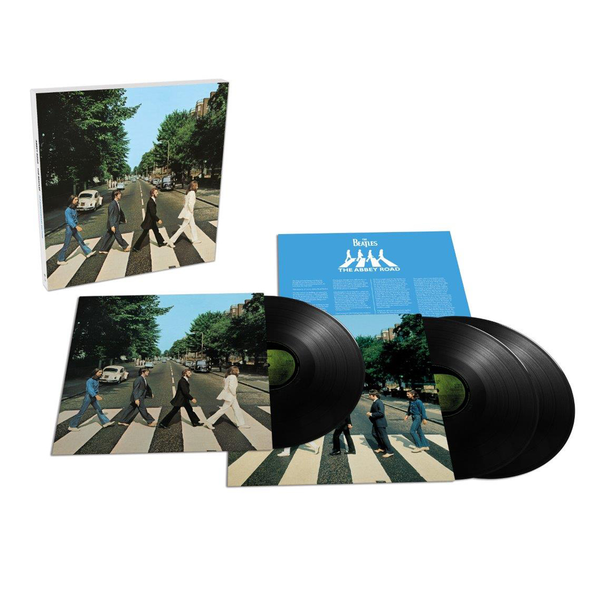 Abbey Road 50th Anniversary Super Deluxe Edition Triple LP
