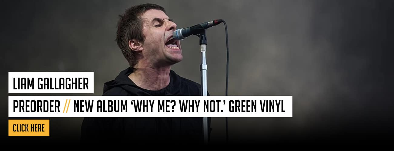 liam gallagher new album