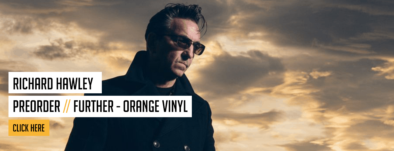 Richard Hawley Orange Vinyl
