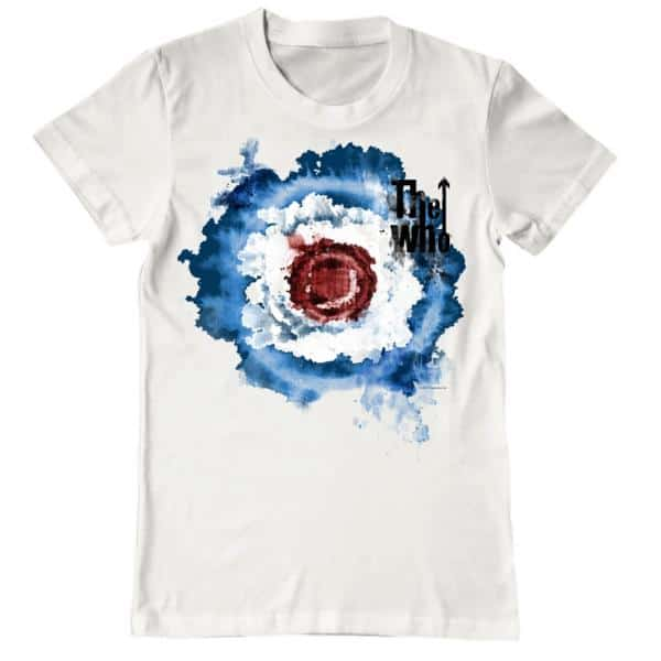 Buy Online The Who  - Bleed Women's Tee