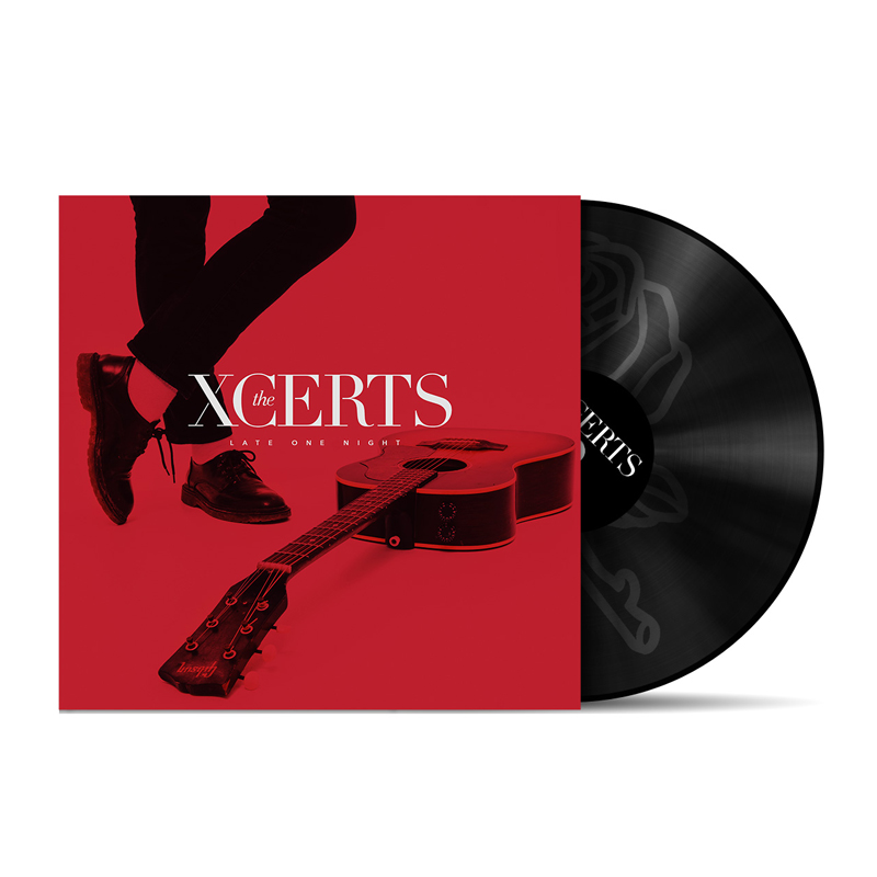 Buy Online The Xcerts - Late One Night EP
