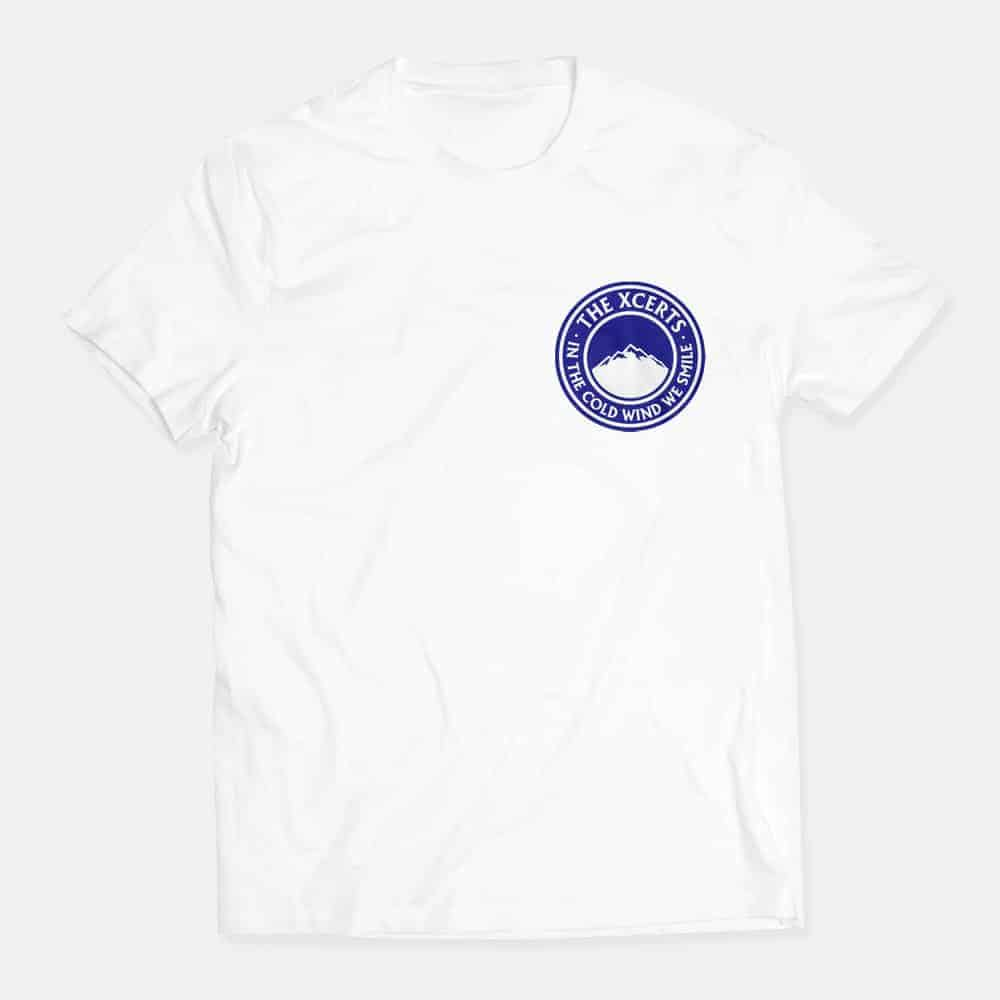 Buy Online The Xcerts - In The Cold Wind T-Shirt