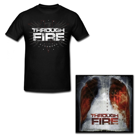 CD and T-Shirt Bundle