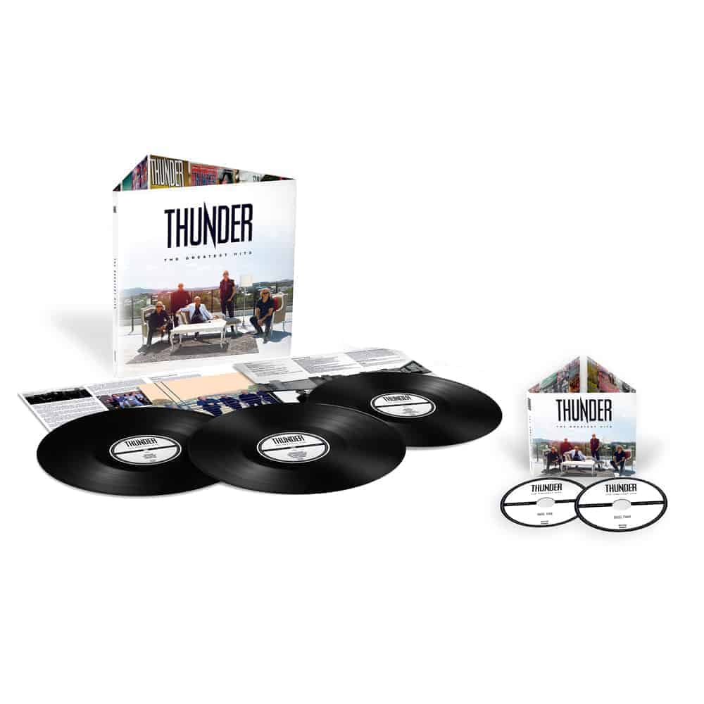 Buy Online Thunder - The Greatest Hits - Bundle #3