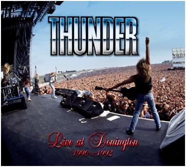 Buy Online Thunder - Live at Donington (1990 and 1992)