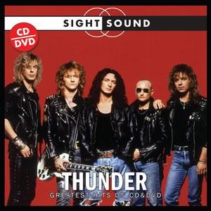 Buy Online Thunder - Sight & Sound  (W/Exclusive Artwork Postcard)