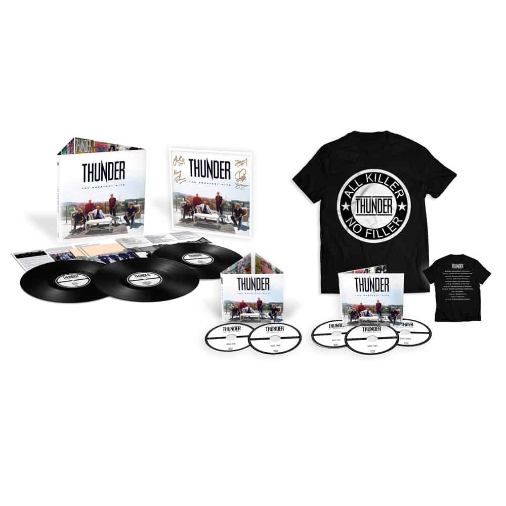 Buy Online Thunder - The Greatest Hits - Bundle #7