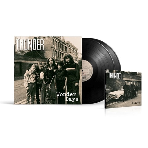 Buy Online Thunder - Wonder Days (Double Heavyweight LP) (Includes Killer EP)