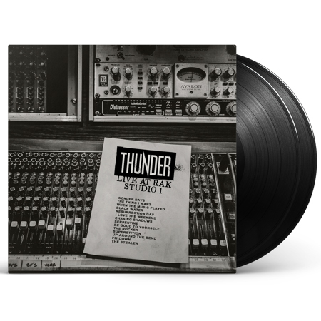 Buy Online Thunder - Live At RAK Studio 1 (Signed)