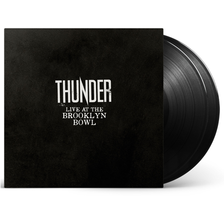 Buy Online Thunder - Live At The Brooklyn Bowl (Signed)