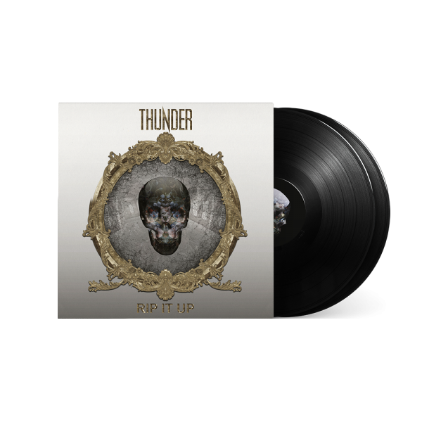 Buy Online Thunder - Rip It Up (180g Black Vinyl LP) (Includes Broken Mirror EP)