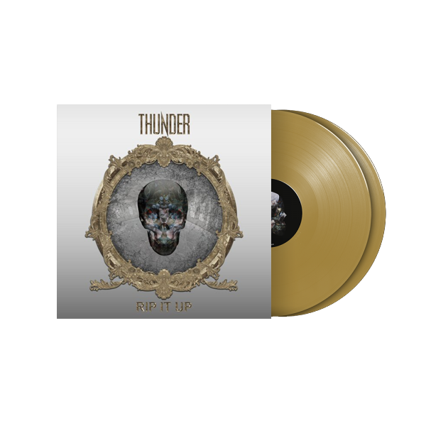 Buy Online Thunder - Rip It Up (180g Gold Vinyl)