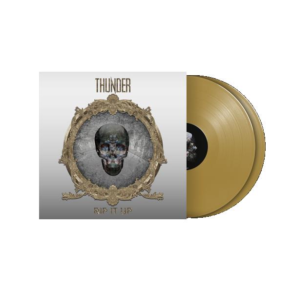 Buy Online Thunder  - Rip It Up (180g Gold Vinyl)
